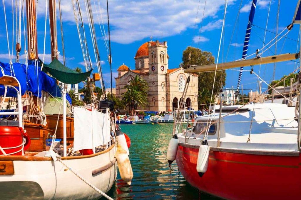 Aegina, Greece – Sceptre