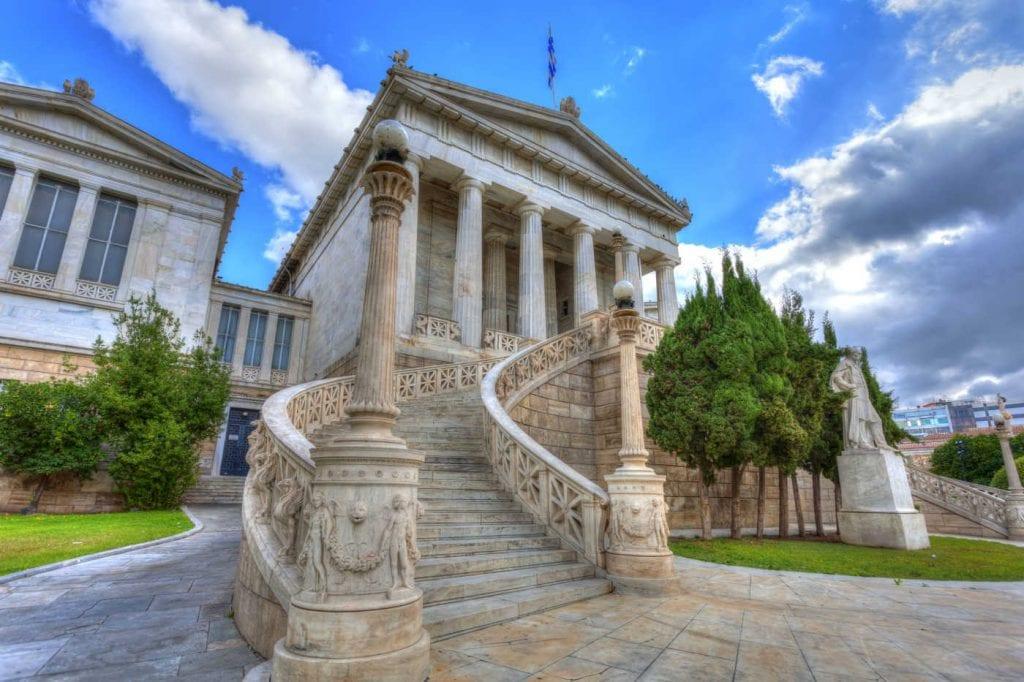 Athens Greece – Sceptre