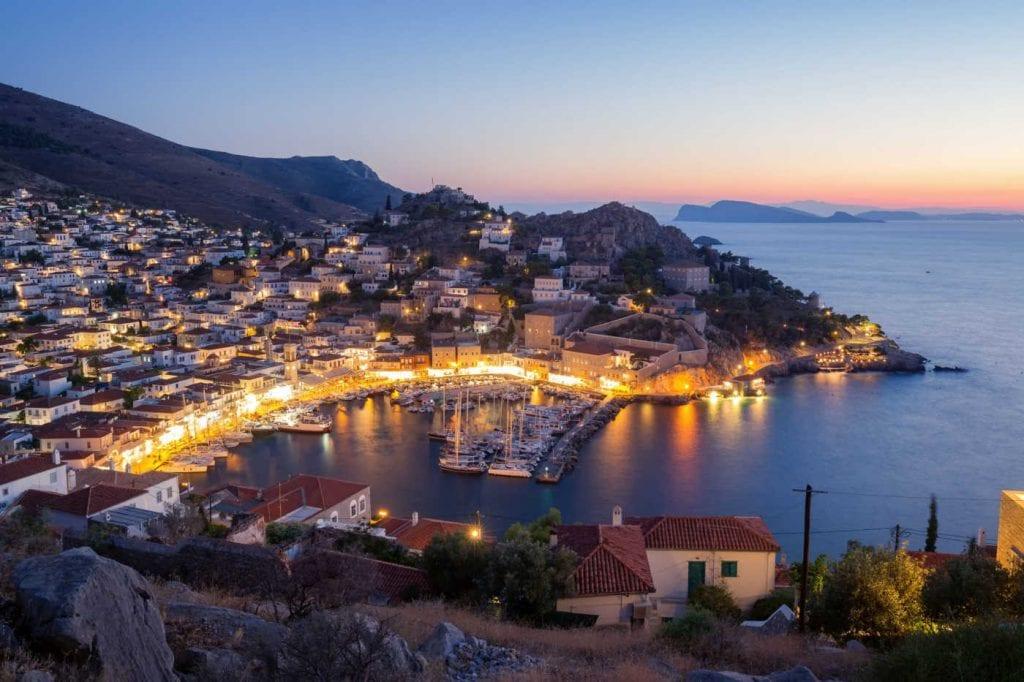 Hydra, Greece – Sceptre