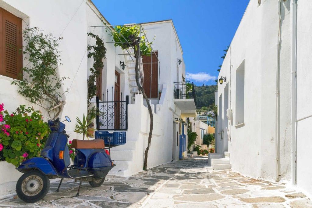 Paros Greece – Sceptre