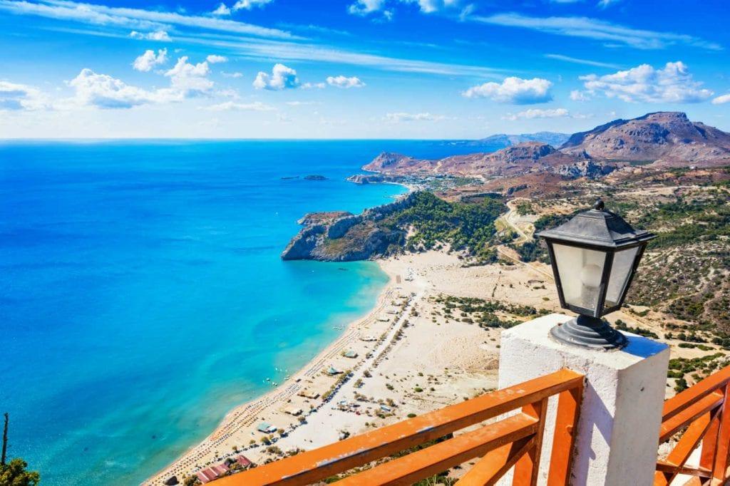 Rhodes, Greece – Sceptre