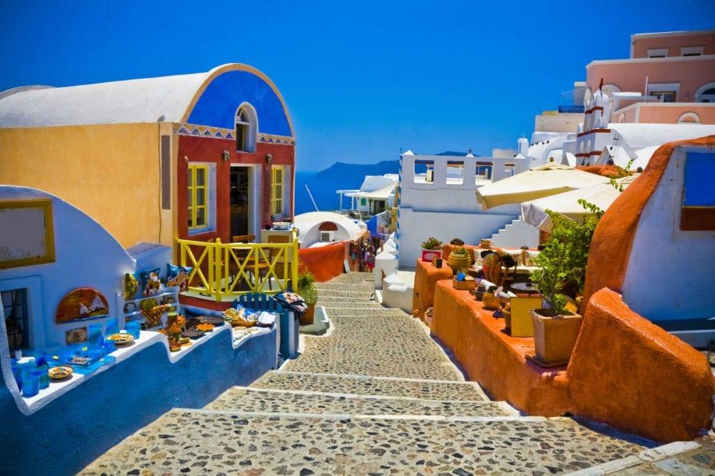 Santorini Greece – Sceptre