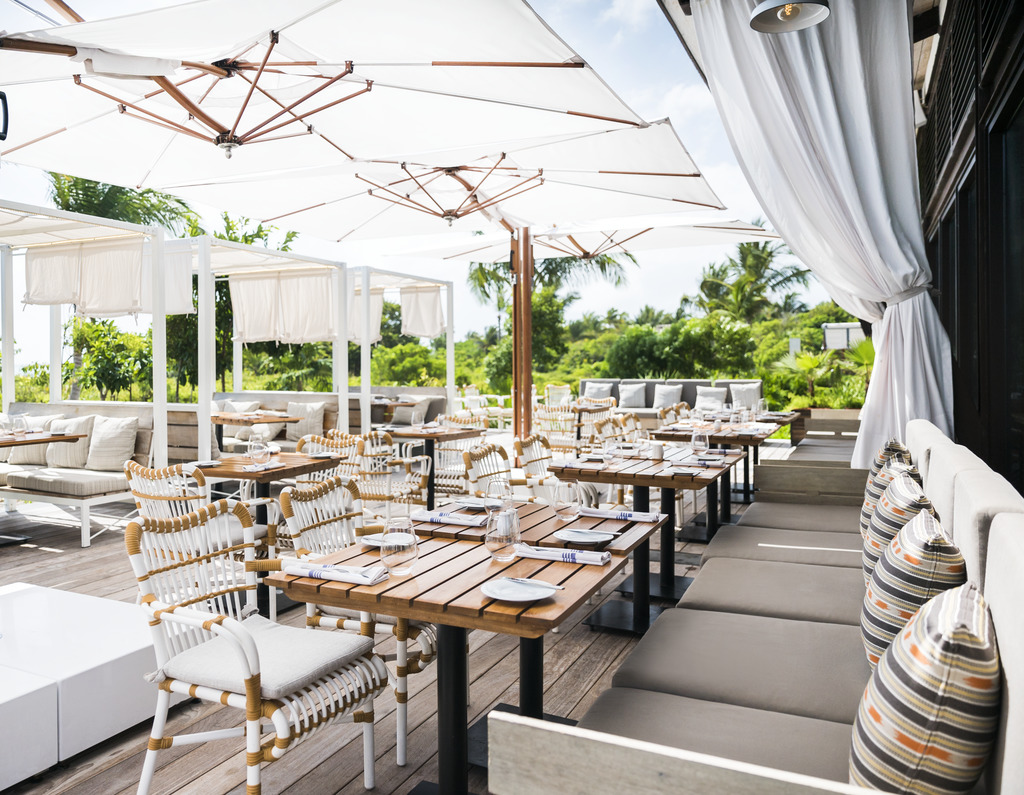 2087 Restaurant – terrace