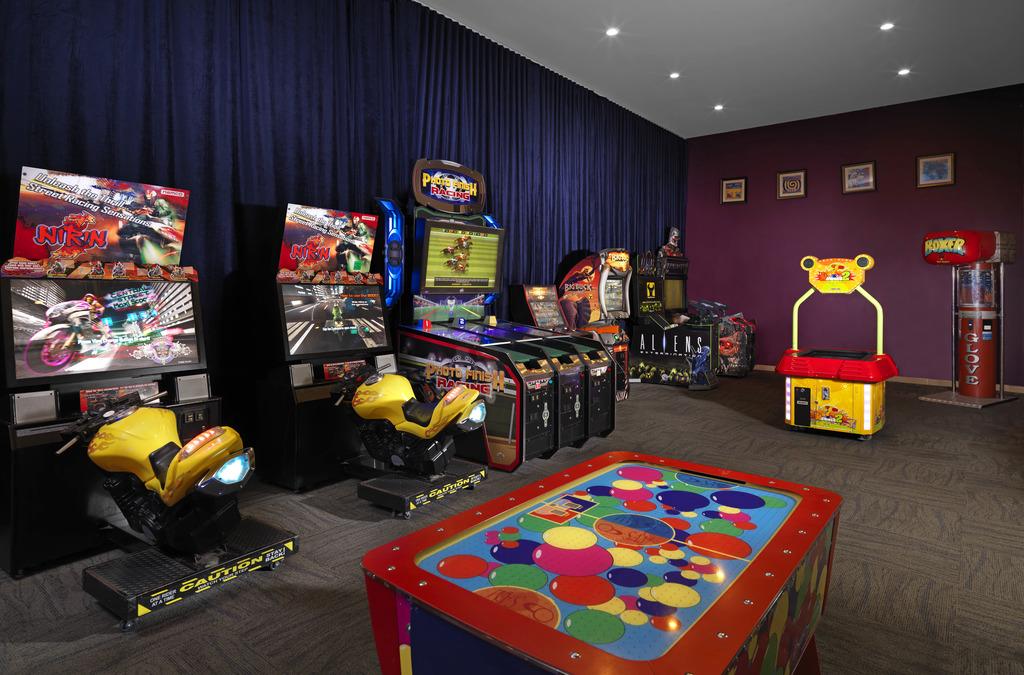 HRH Punta Cana Arcade Center