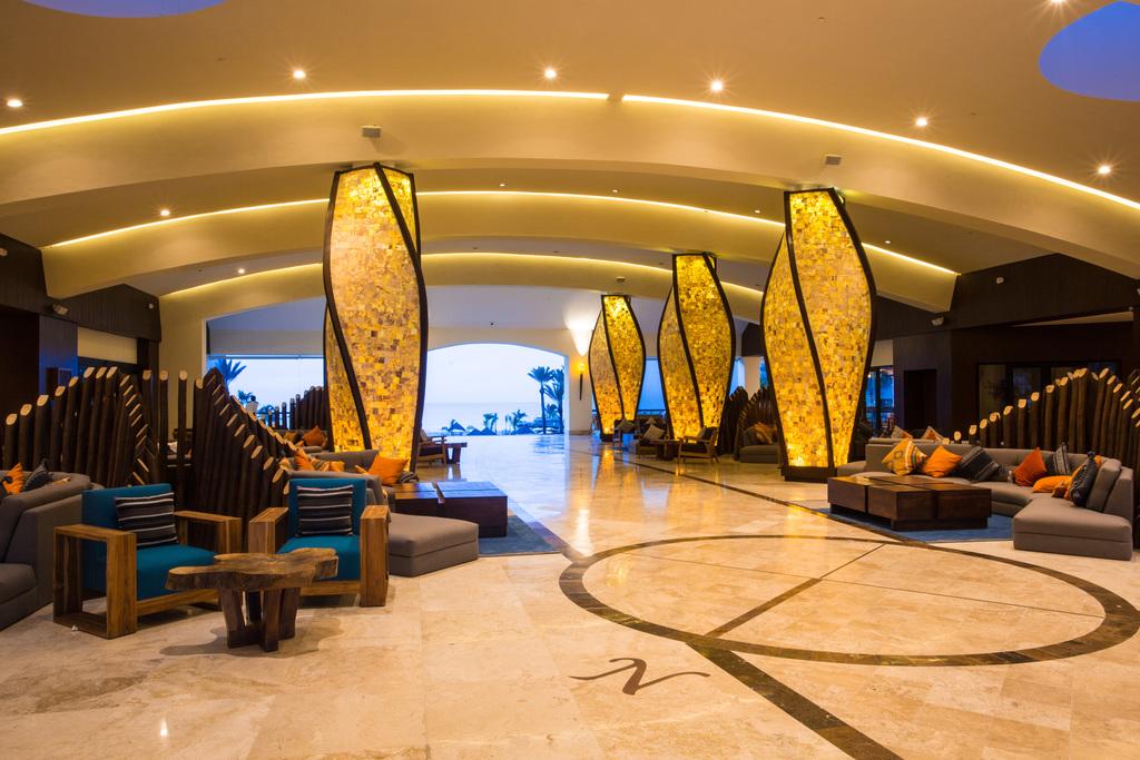 Hyatt-Ziva-Los-Cabos-Lobby
