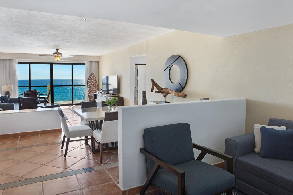 Hyatt-Ziva-Los-Cabos-Ocean-Front-Two-Bedroom-Grand-Master-King-Suite-Living-Area-Wide