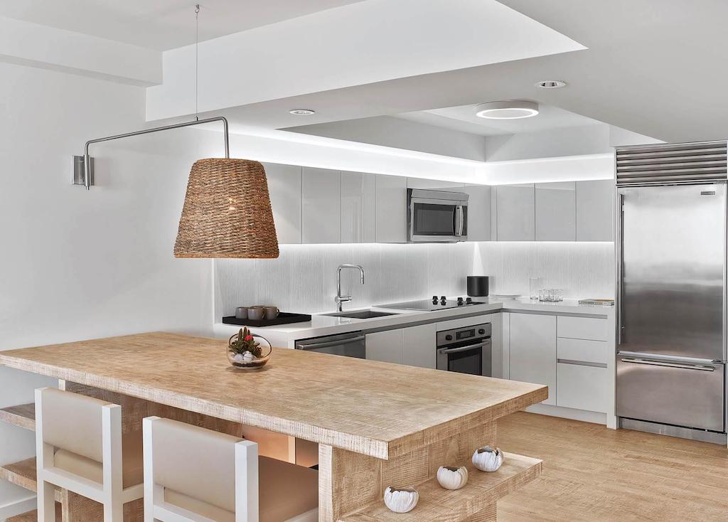 1-hotel-miami-Studio Suite Full Kitchen