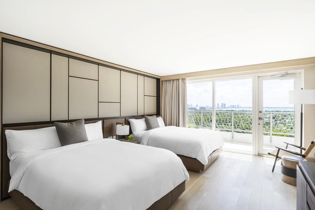 Yuhi Villa Connecting Queen Room